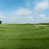 A view of green #5 at Darby Creek Golf Course