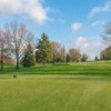 A spring day view from a tee at Walnut Grove Country Club.