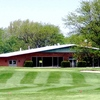 A view of the clubhouse at Thorn Apple Country Club