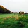 A fall day view of a fairway at The Legends of Massillon.
