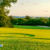 A view from a tee at Beckett Ridge Country Club.