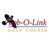 Red at Bob O' Link Golf Course Logo