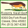 Robin's Nest Golf Course Logo