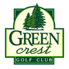 Green Crest Golf Club - Public Logo