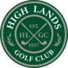High Lands Golf Club - Private Logo