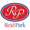 North at Reid Memorial Park Golf Course - Public Logo