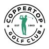 Coppertop Golf Club Logo