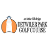 Detwiler Park Golf Course Logo