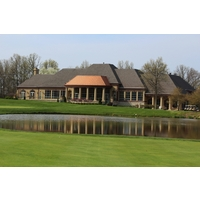 The clubhouse is one of the special amenities of Winding Hollow.