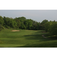The 335-yard 15th hole is the second shortest par 4 at Deer Run Country Club in Cincinnati.