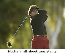 Mucha is all about consistency