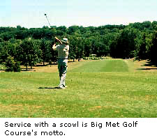 Big Met Golf Course