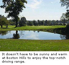 Boston Hills Country Club