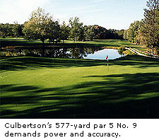 No. 9at Culbertson