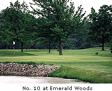 No. 10 at Emerald Woods