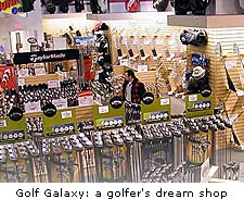 Golf Galaxy