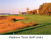 harbour town hole 18