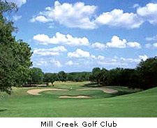 No. 16 at Mill Creek Golf Club