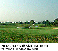 Moss Creek Golf Club