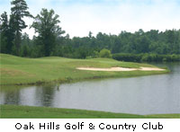 Oak Hills Golf & Country Club