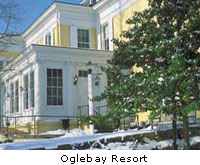 Oglebay resort
