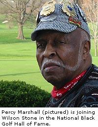 Percy Marshall