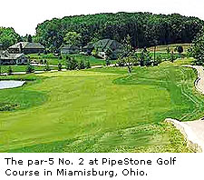 Pipestone Golf Course