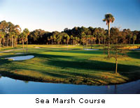 sea marsh course