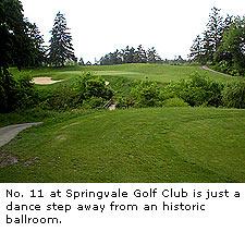 Springvale Golf Club