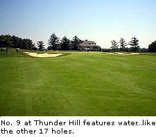 Thunder Hill Golf Course