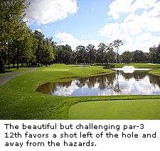 No. 12 at Avalon Lakes Golf Club