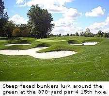 No. 15 at Avalon Lakes Golf Club