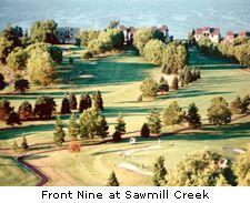 Front Nine at Sawmill Creek