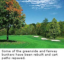 Bunkers At Fowler's Mill Golf Course