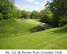 Roses Run Country Club