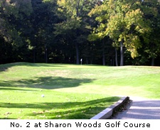 No. 2 at Sharon Woods Golf Course